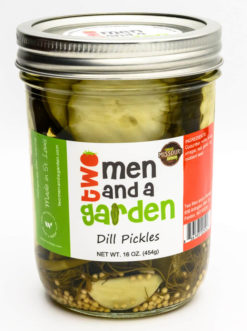 Two Men And A Garden-Dill Pickles