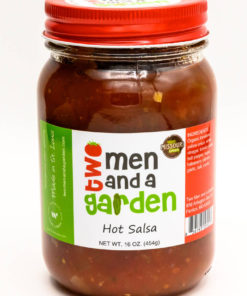 Two Men And A Garden-Hot Salsa
