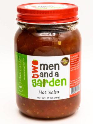 Two Men And A Garden-Hot Salsa