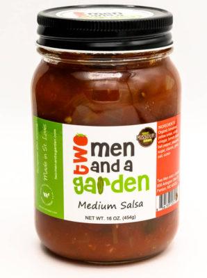 Two Men And A Garden-Medium Salsa