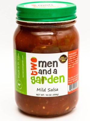 Two Men And A Garden-Mild Salsa
