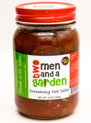 Two Men And A Garden-Screaming Hot Salsa