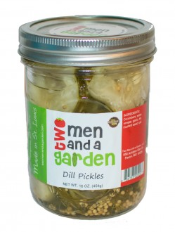 Two Men and a Garden Dill Pickles