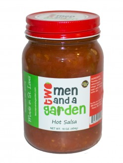 Two Men and a Garden Hot Salsa