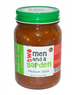 Two Men and a Garden Medium Salsa