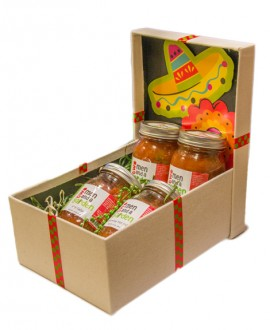 Two Men And A Garden 4 Pack Gift Box
