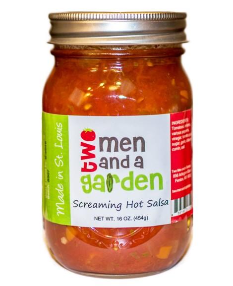Two_Men_And_A_Garden_Screaming_Hot_Salsa