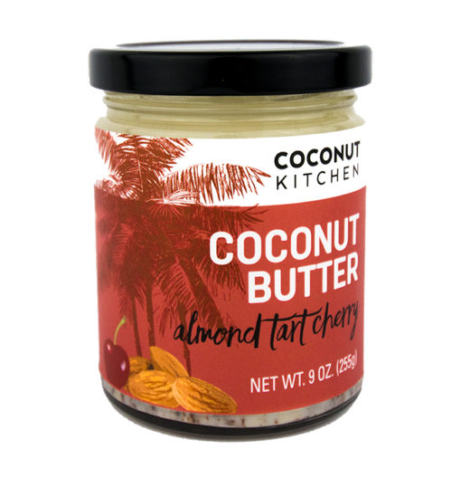 Almond Tart Cherry Coconut Butter Coconut Kitchen