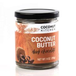 Dark Chocolate Coconut Butter Coconut Kitchen