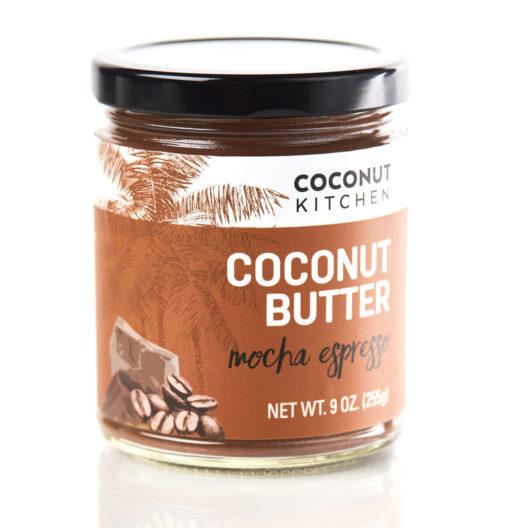 Mocha Espresso Coconut Butter Coconut Kitchen